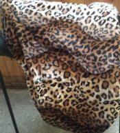 Fleece Saddle Cover