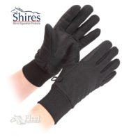 Shires Fleece Thinsulate Riding Glove