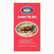Badminton Country Feeds Pig Nuts 20kg