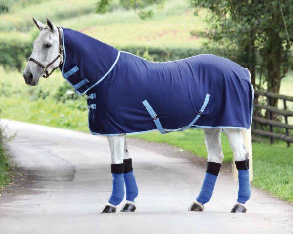 Bridleway Combo Fleece Rug