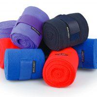 Bridleway Fleece Bandages (Pack 4)