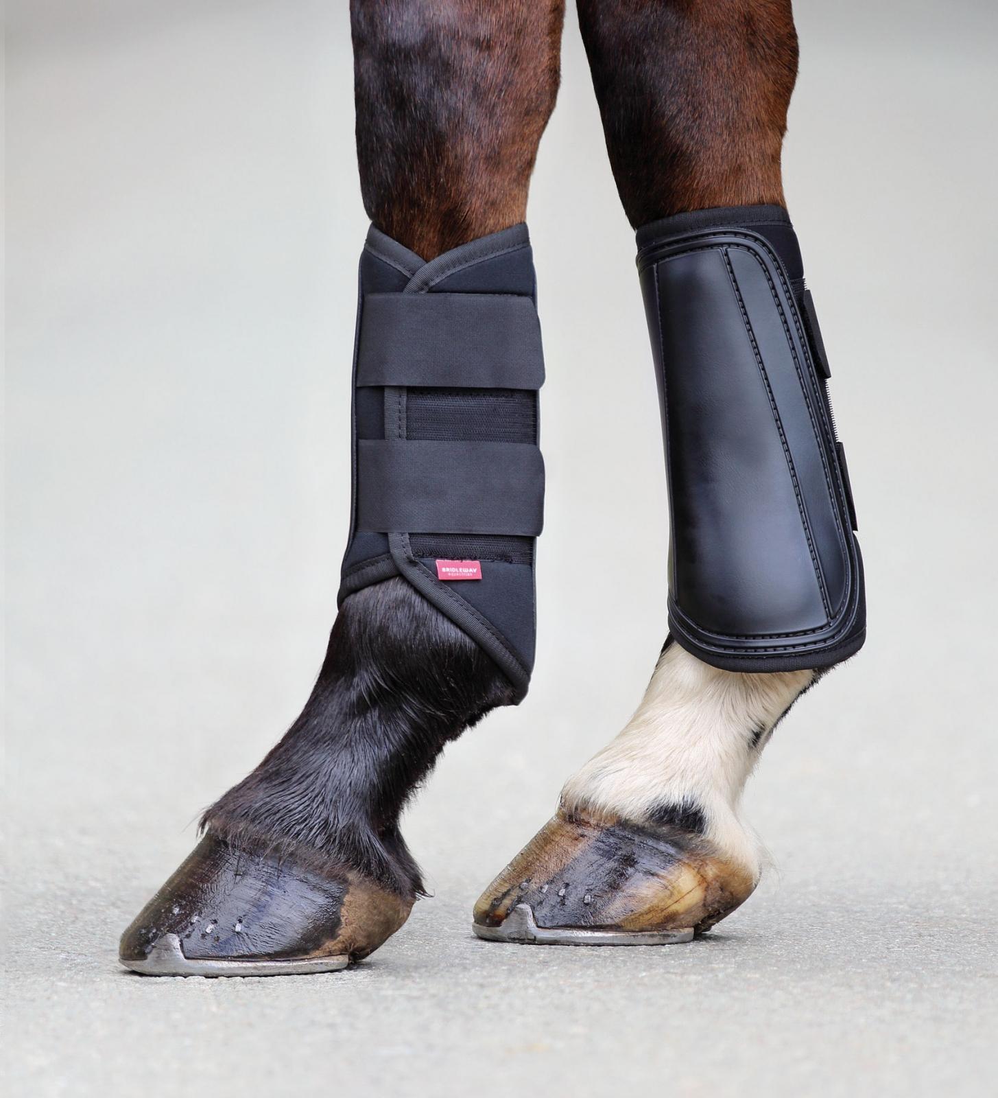 Bridleway Neoprene Brushing Boots