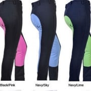 Bridleway Childrens Pull On Jodhpurs
