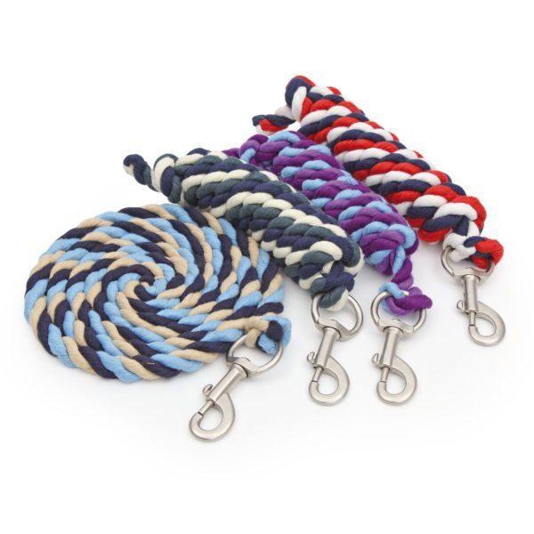 Bridleway Three Tone Lead Rope