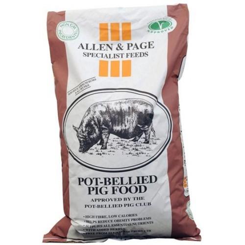 Pot Bellied Pig Feed 20kg