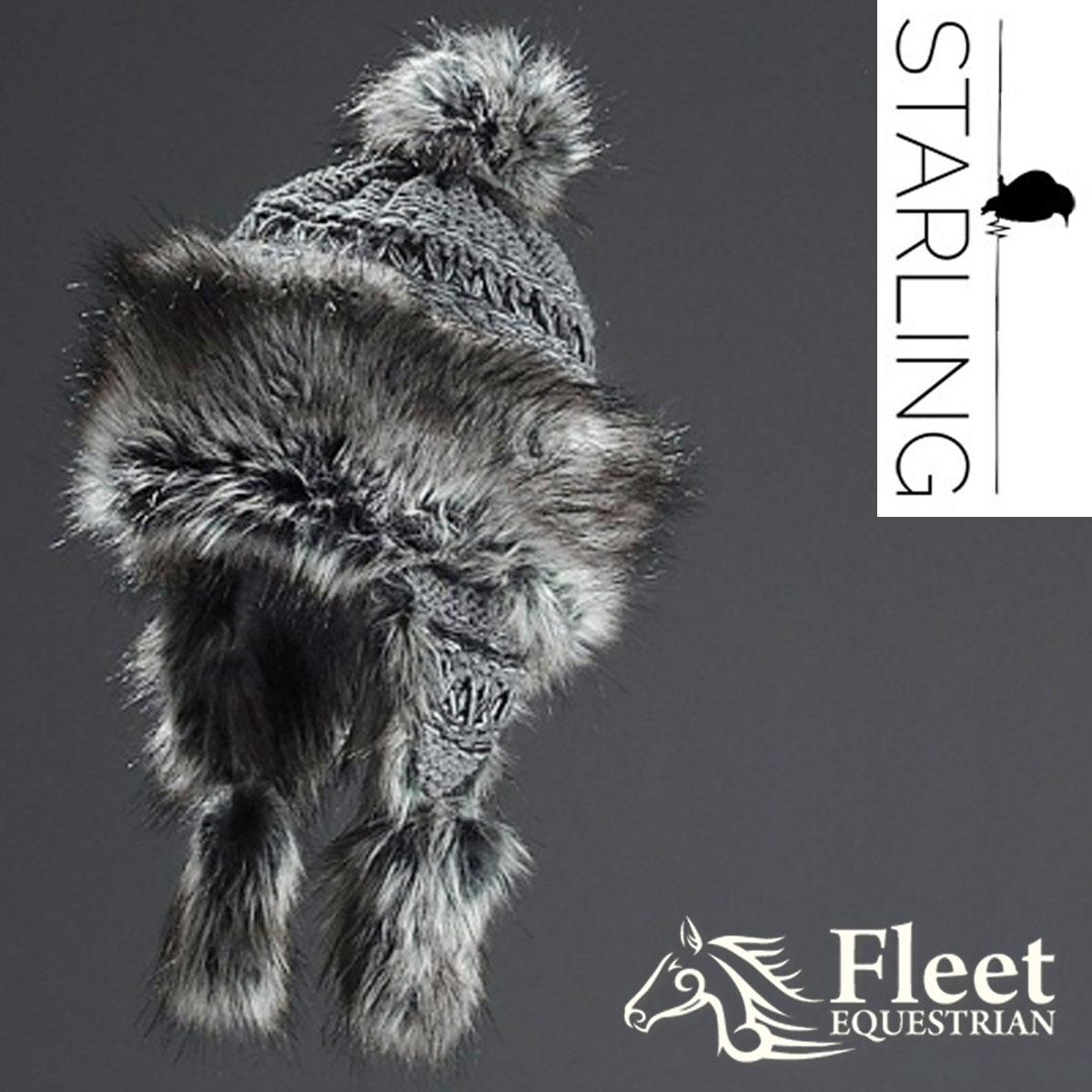 Bajka Wool & Faux Fur Hat