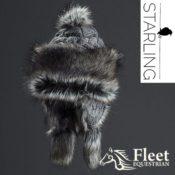 Bajka Warkocz Wool & Faux Fur Hat