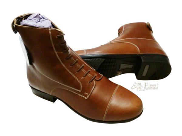 Brogini Brecon Leather Jodhpur Boots