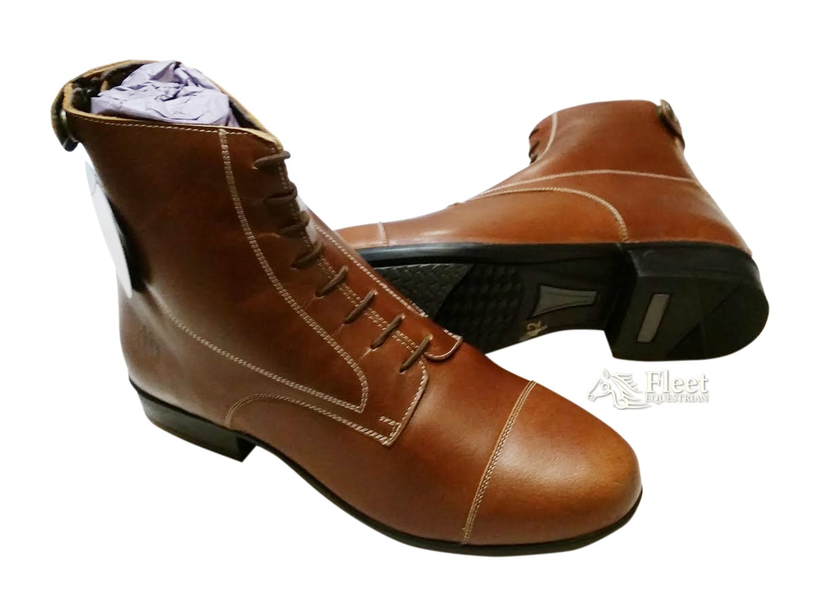 Brogini Brecon Leather Jodhpur Boots
