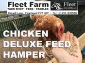 Chicken Deluxe Feed Hamper