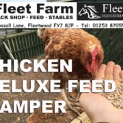 Chicken Deluxe Feed Hamper