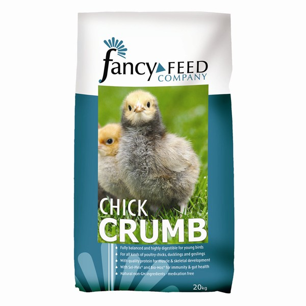 Fancy Feed Chick Crumb 20kg