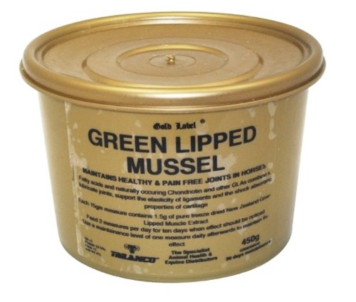 Green Lipped Mussel Powder 450g