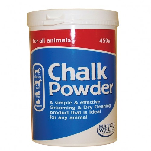 White Chalk Powder