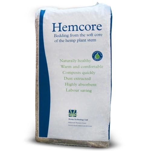 Hemcore Horse Bedding
