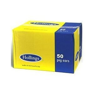 Hollings Pigs Ears Box of 50