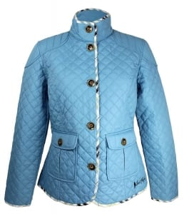 Jack Murphy Buckley Quilted Jacket.