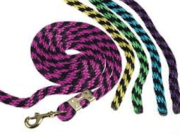 Bridleway Jester Two Tone Lead Rope