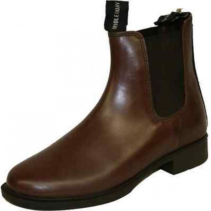 Bridleway Leather Jodhpur Boots