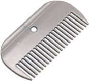 Large Aluminium Comb