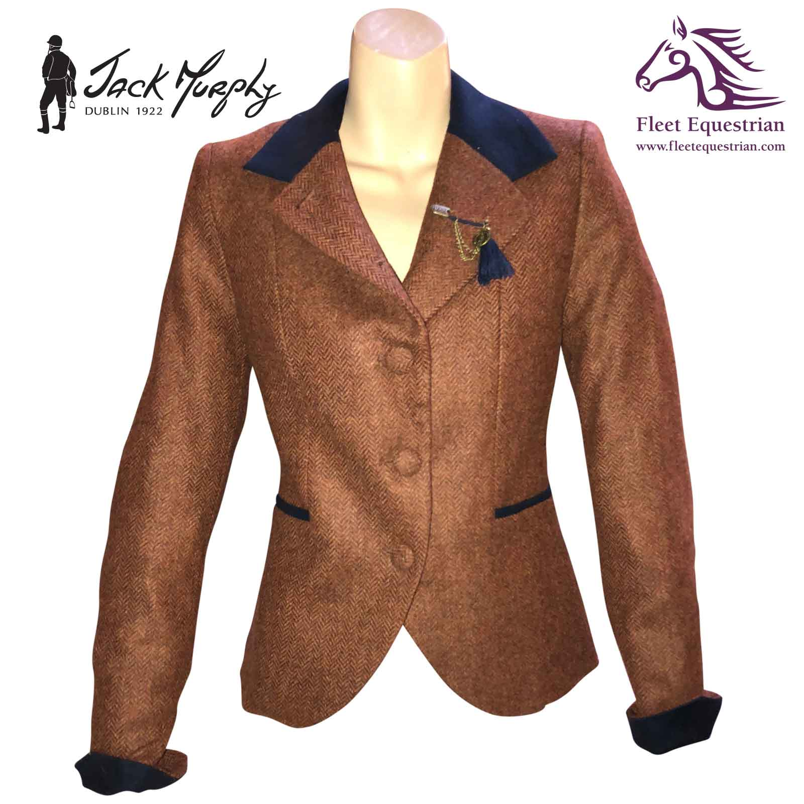 Jack Murphy Melody Tweed Jacket