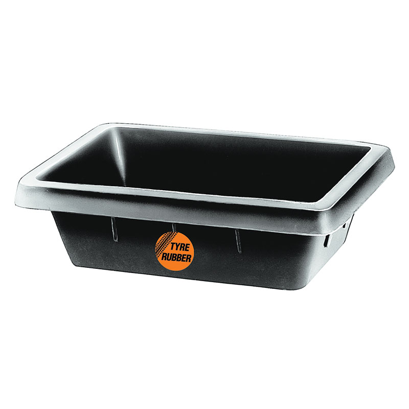 Rubber Feed Trough: Tyre Rubber Mini Trough 7 Litre