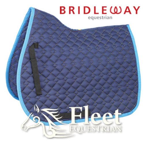 Contrast Stitch Saddlecloth