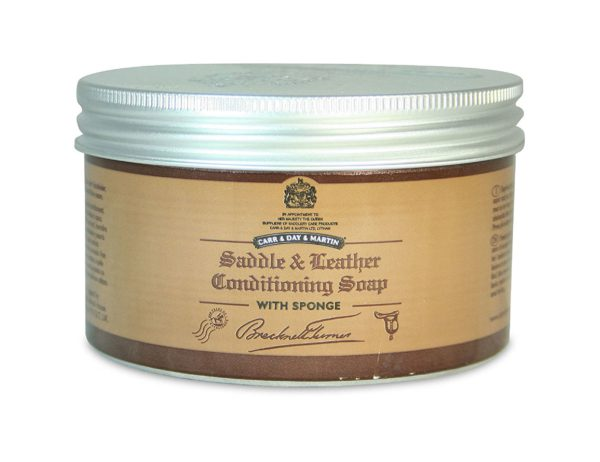 Saddle & Leather Conditioning Soap