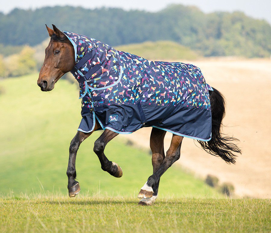 Shires Tempest Original Lite - Dog Design
