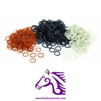 Shires Mane Plaiting Bands - FREE P&P