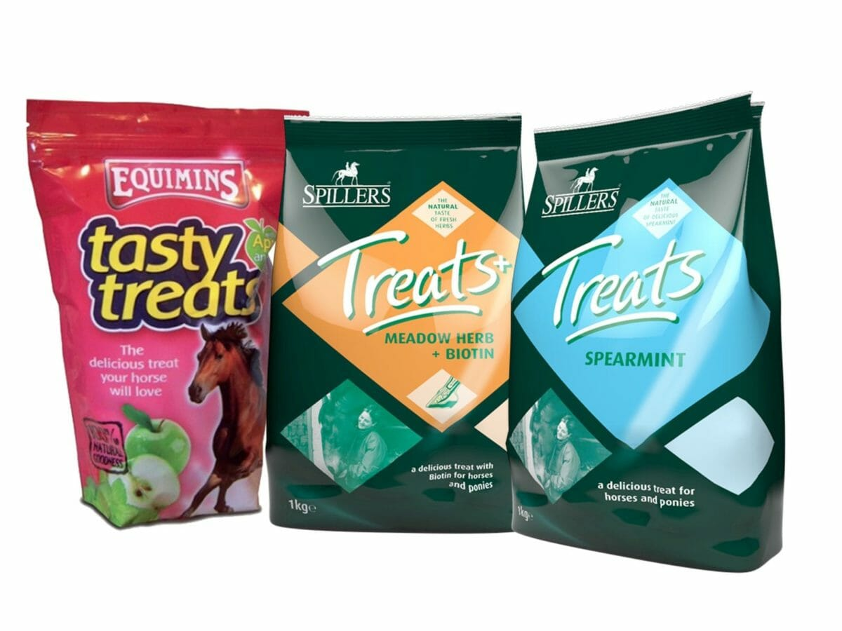 Horse Treats Triple Pack
