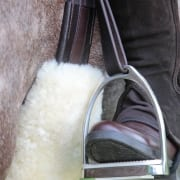 Bridleway Lambskin Girth Sleeve 60cm