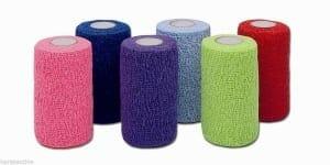 Vet EcoFlex Flexible Cohesive Bandage - Pack of 5