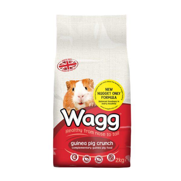 Wagg Guinea Pig Crunch