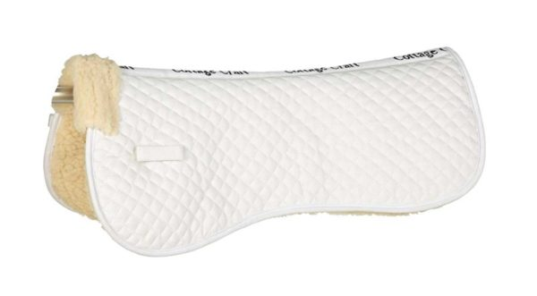 Synthetic Fleece Lined Halfpad