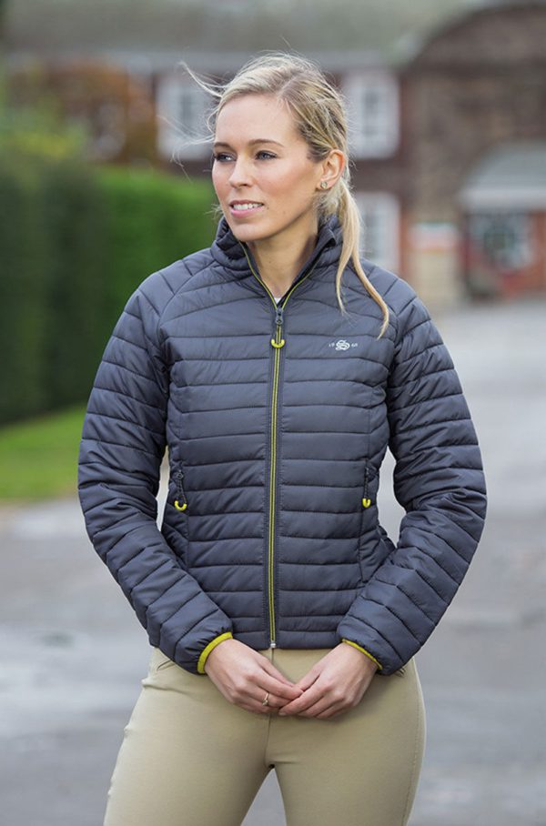 Shires Oslo Padded Jacket - Equestrian / Country - Shires Oslo Padded Jacket Equestrian Country 322995457740