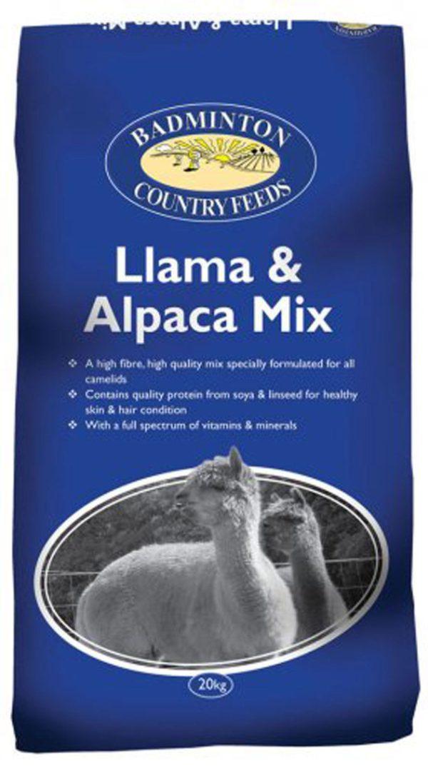 Badminton Llama and Alpaca Mix - Badminton Llama Alpaca Mix 20 kg Free Next Day PP 222520322741