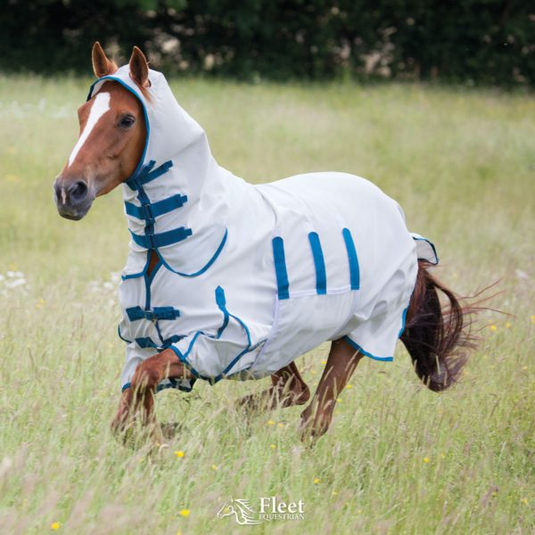 Bridleway Sweet-itch Bug Stoppa Fly Rug - Bridleway Sweet itch Bug Stoppa Fly Rug FREE DPD Next Day delivery 322480078523