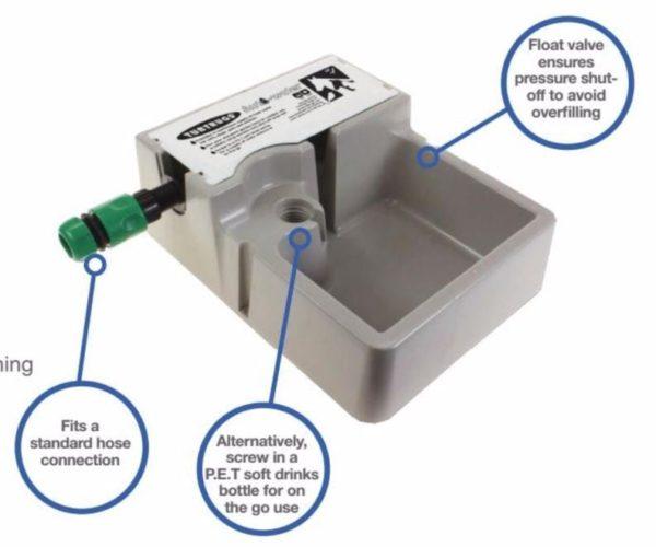 Tubtrugs Auto-Water Pet Drinking Dispenser - Tubtrugs Auto Water Pet Drinking Dispenser 322888574623