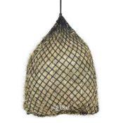 Shires Soft Mesh Haylage Net 1040 - Shires Soft Mesh Haylage Net Black 40 102cm 3 Mesh Sizes 222500424634