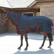 Bridleway Quebec Heavyweight 350g Combo Stable Rug - Bridleway Quebec Heavyweight 350g Combo Stable Rug 323318979095
