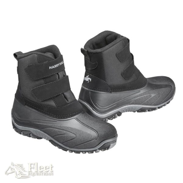 Harry Hall Gunby Junior Mucker Boot - Harry Hall Gunby Junior Mucker Boot 322725643688