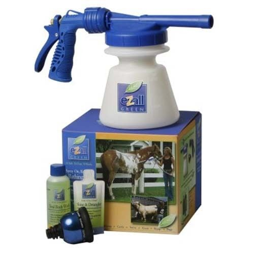 eZall Green Total Body Wash System - Wash your Horse in 15 mins. UK STOCK - Variation of eZall Green Total Body Wash System 8211 Wash your Horse in 15 mins UK STOCK 221793254308 bc91