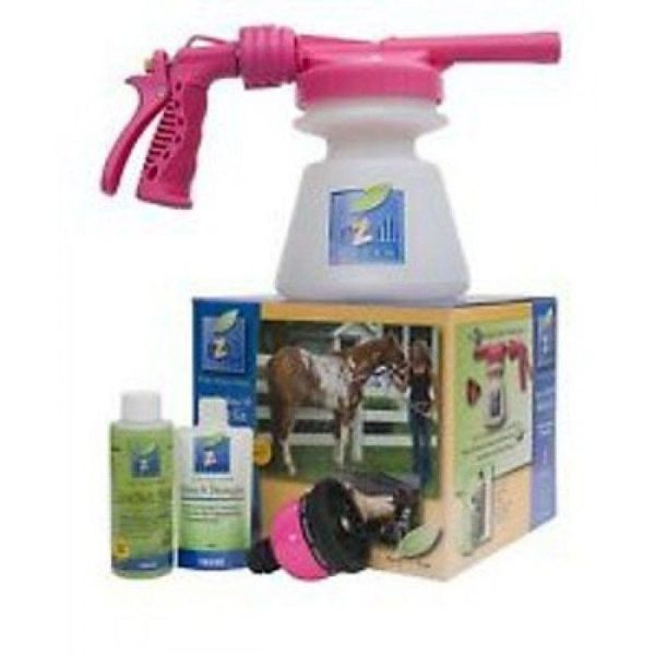 eZall Green Total Body Wash System - Wash your Horse in 15 mins. UK STOCK - eZall Green Total Body Wash System Wash your Horse in 15 mins UK STOCK 221793254308