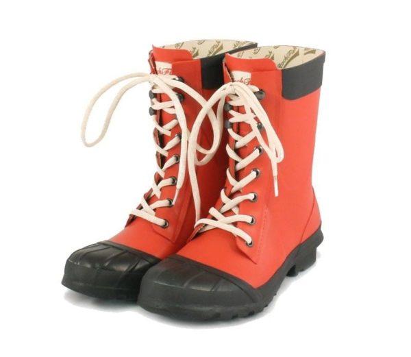 Rockfish Short & Lacey Waterproof Boots - Rockfish Short Lacey Waterproof Boots 321913440799